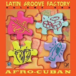 Download Qup Arts Latin Groove Factory Vol 1