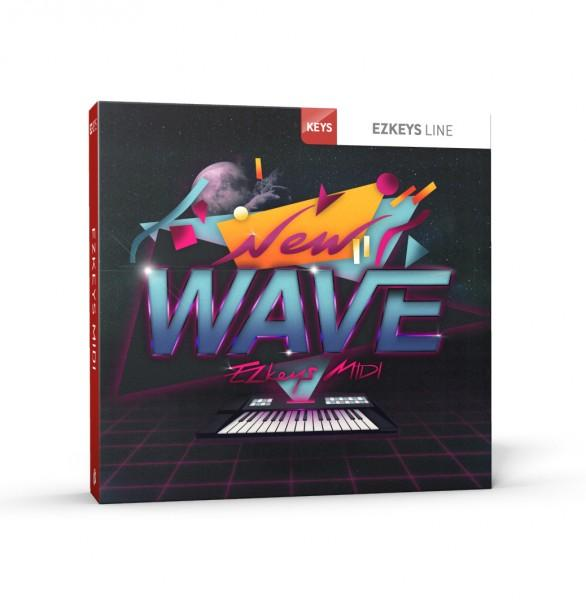 Download Toontrack EZkeys New Wave MIDI Pack