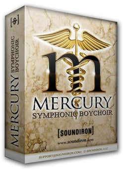 Download Soundiron Mercury Symphonic Boychoir