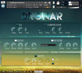Interface Gothic Instruments DRONAR Guitarscapes