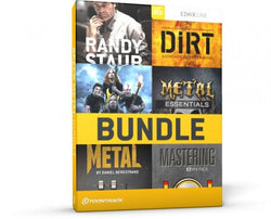 Download Toontrack EZmix 2 Metal Presets Bundle