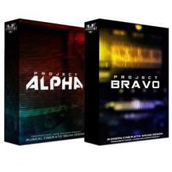 Hybrid Two Project Alpha and Project Bravo Bundle
