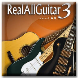 Download MusicLab RealAllGuitar 3 Bundle
