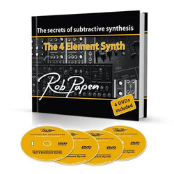For sale Rob Papen The Secrets of Subtractive Synthesis