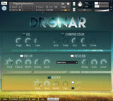 Review Gothic Instruments DRONAR Bundle