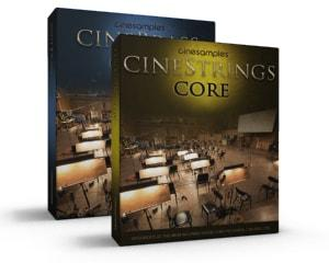 Download Cinesamples CineStrings Core and CineBrass Core Bundle