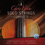 Best Service Chris Hein Solo Strings Complete UPGRADE for Solo Violin Users