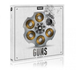 Download Boom Library Guns Designed HD