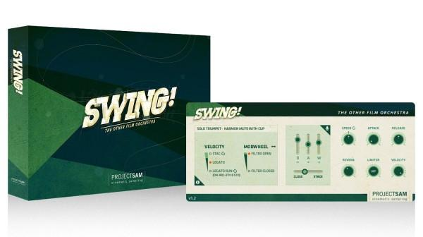 Buy ProjectSAM Swing! (Boxed)