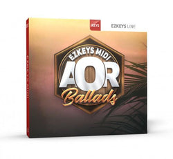 Download Toontrack EZkeys AOR Ballads MIDI Pack