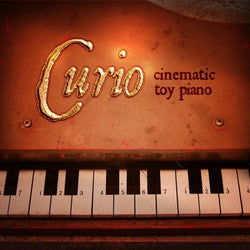 Impact Soundworks Curio - Cinematic Toy Piano