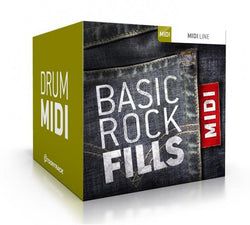 Download Toontrack Basic Rock Fills MIDI