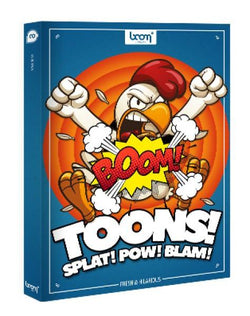 Download Boom Library Toons