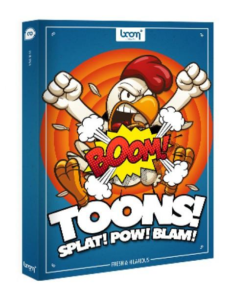 Boom Library Toons