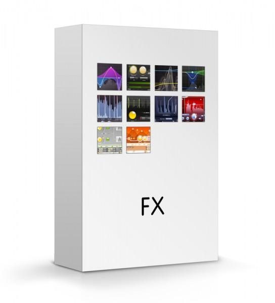 Download FabFilter FX BUNDLE