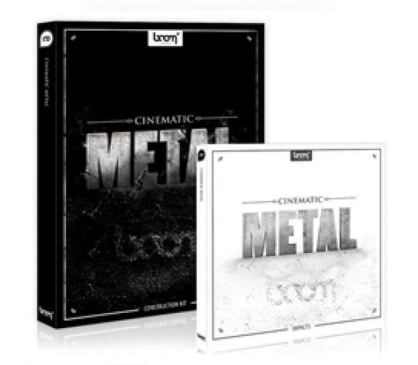 Boom Library Cinematic Metal Bundle HD