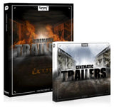 Boom Library Cinematic Trailers Bundle HD