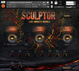 Gothic Instruments SCULPTOR Live Impacts Module