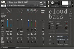 Sound Dust Cloud Bass