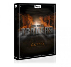 Boom Library Cinematic Trailers Construction Kit HD