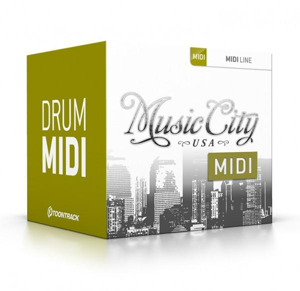 Download Toontrack Music City MIDI