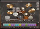 Interface Toontrack EZX - Reggae