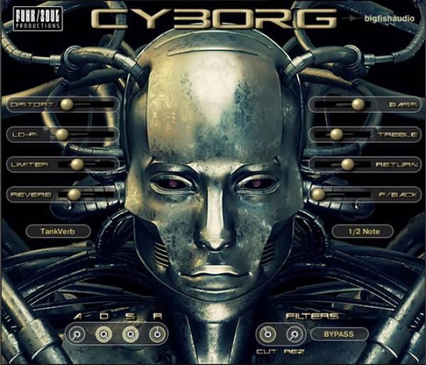 Download Big Fish Audio Cyborg