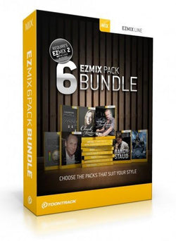 Download Toontrack EZmix 2 Presets Bundle