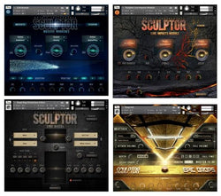 Gothic Instruments SCULPTOR BUNDLE