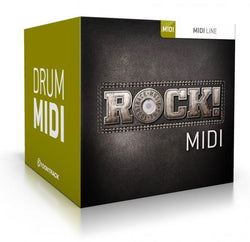 Download Toontrack Rock! MIDI