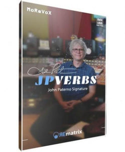 Download Overloud JPverbs - REmatrix library
