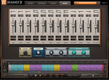GUI Toontrack EZdrummer 2 Education Institute