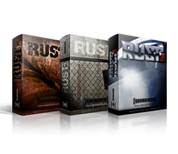Soundiron Rust BUNDLE