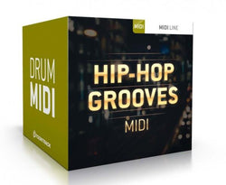 Download Toontrack Hip-Hop Grooves MIDI