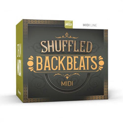 Download Toontrack Shuffled Backbeats MIDI