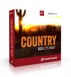 Download Toontrack EZkeys Country MIDI Pack