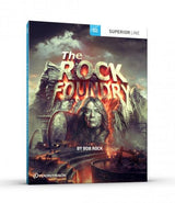 Toontrack SDX: The Rock Foundry