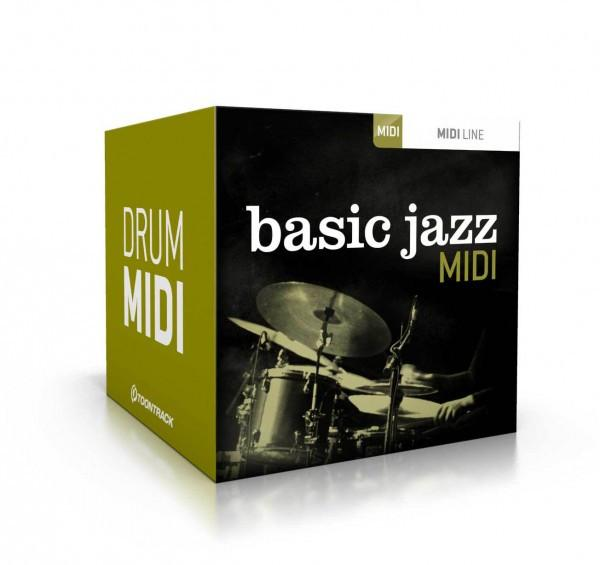 Download Toontrack Basic Jazz MIDI