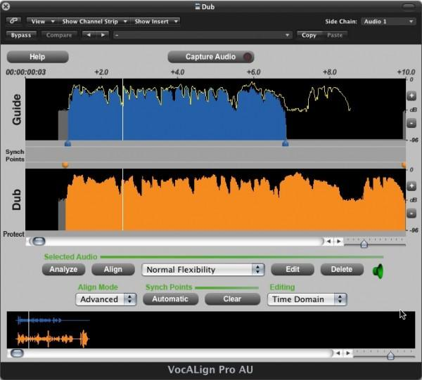 Download Synchro Arts VocALign PRO 4