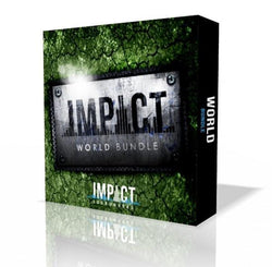 Impact Soundworks Complete World Bundle