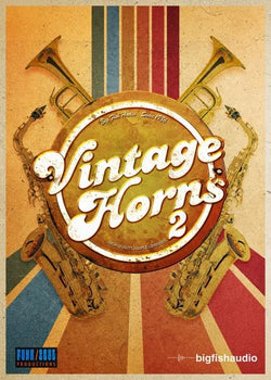 Download Big Fish Audio Vintage Horns 2