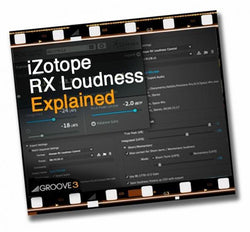 Download Groove 3 RX Loudness Explained