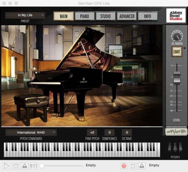 Download Garritan Abbey Road Studios CFX LITE