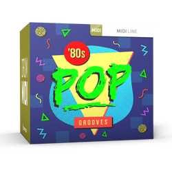 Download Toontrack Eighties Pop Grooves Drum MIDI
