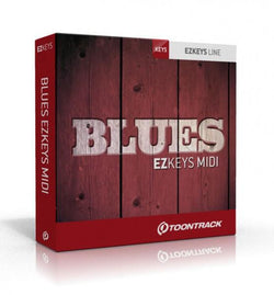 Download Toontrack EZkeys Blues MIDI Pack