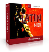 Download Toontrack EZkeys Latin MIDI Pack