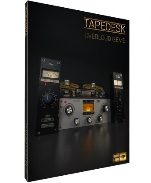 Download Overloud Tapedesk