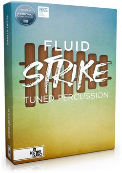 In Session Audio Fluid Strike: Tuned Percussion