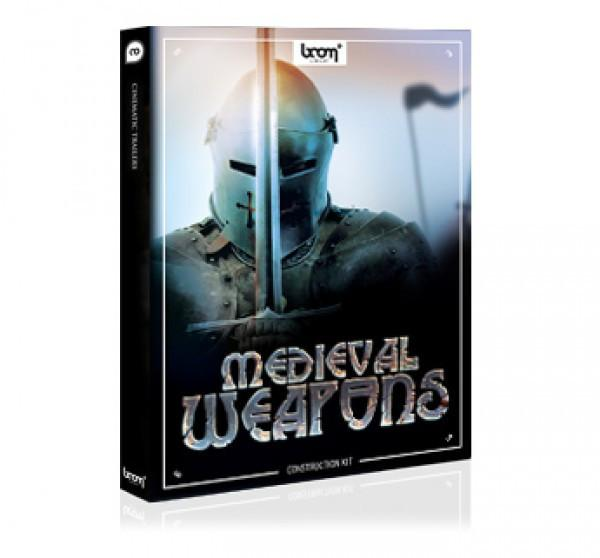 Download Boom Library Medieval Weapons Construction Kit