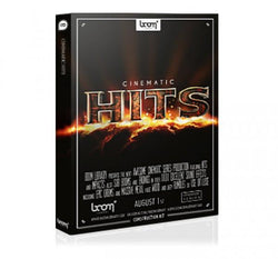Download Boom Library Cinematic Hits Construction Kit